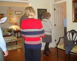Click to view album: House Blessing for the Helms Family